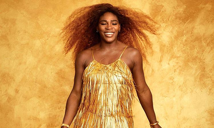 Serena lần đầu tiết lộ về sự cố ở chung kết Mỹ Mở rộng 2019. Ảnh: Harpers Bazaar.