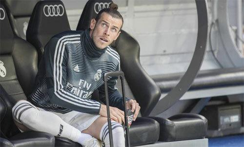 Bale không còn thuộc nhóm những cầu thủ hàng đầu. Ảnh: Reuters