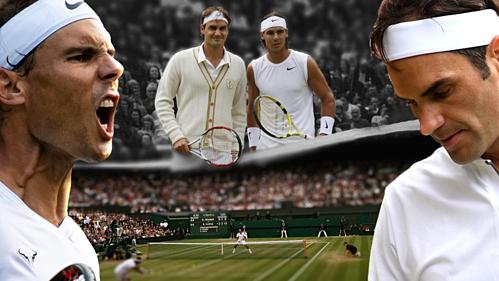 Nadal luôn háo hức trước mỗi lần chạm trán Federer.