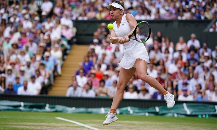 Halep xem trận thắng Serena ở chung kết Wimbledon là trận hay nhất sự nghiệp.