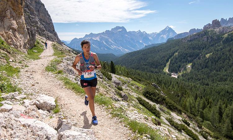 Không thành công với chạy road, Yao chuyển hướng sang chạy trail và gặt hái thành công lớn.