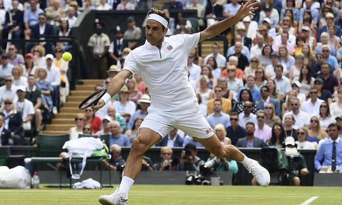Federer thua Djokovic dù nhỉnh hơn hầu hết chỉ số