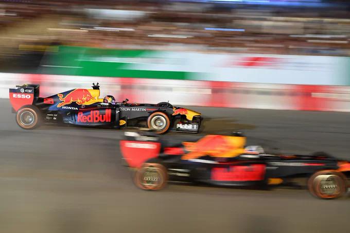 Tháng 4/2020, lần đầu tiên giải đua này được tổ chức tại Việt Nam với tên gọi chặng đua Formula 1 Vietnam Grand Prix