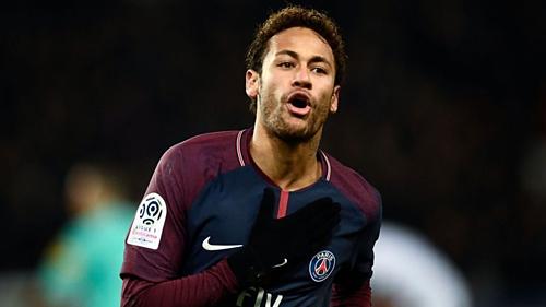 Neymar tỏ ra thiết tha trở lại Barca. Ảnh:AFP.