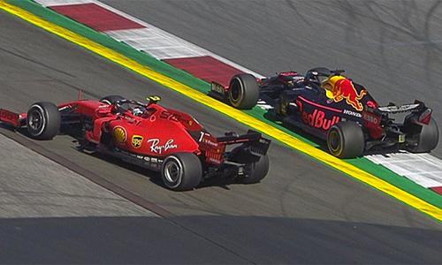 Verstappen cắt đứt mạch thắng của Mercedes - 2