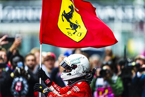 Chiến thắng tại GP Bỉ hứa hẹn tạo tiền đề cho Vettel thu hẹp hơn nữa cách biệt với Hamilton, nhất là khi chặng kế tiếp tại Monza, Italy hứa hẹn sẽ tiếp tục là lợi thế cho xe của Ferrari.