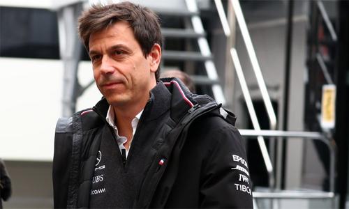 Wolff bênh vực Ferrari trong vụ mâu thuẫn với ban tổ chức F1. Ảnh: RTE.