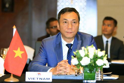 Ông Trần Quốc Tuấn được AFC đánh giá rất cao về khả năng làm việc.