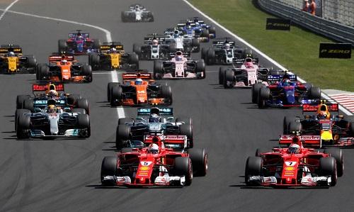 Việt Nam sẽ lần đầu đăng cai một chặng F1. Ảnh: Reuters.