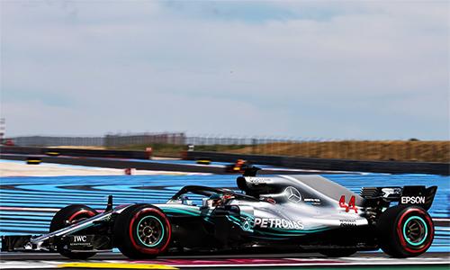 Hamilton tận dụng triệt để vị trí xuất phát đầu và sự cố của đối thủ để về nhất, bứt phá trên bảng tổng sắp.