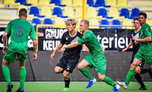 Công Phượng đá 70 phút trong trận thua 1-2 củaSint-Truiden
