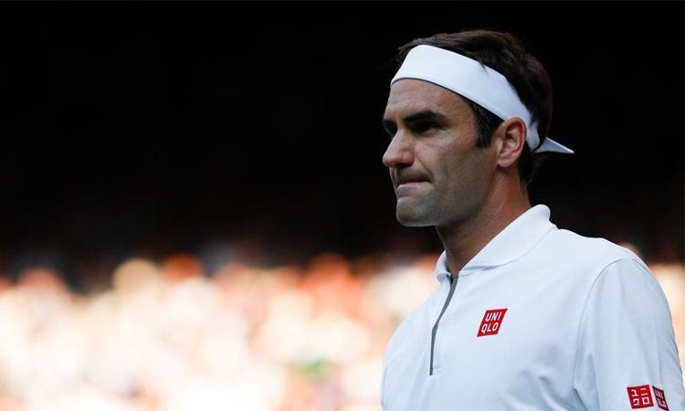 Thua Djokovic, Federer bỏ lỡ cơ hội có thể là tốt nhất để giành danh hiệu Grand Slam thứ 21. Ảnh: Fox Sports.
