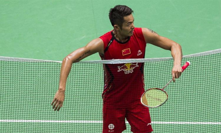 Lin Dan liên tiếp gây thất vọng ở các giải đấu gần đây.