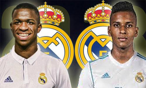 Vinicius và Rodrygo từng khiến Real tốn rất nhiều tiền.