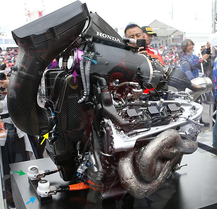 Honda trình làng cỗ máy mới mang tên SPEC 3, động cơ V6. Ảnh: Reddit.