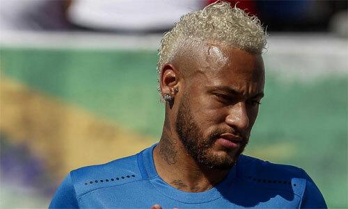 Brazil đăng quang mà không cần Neymar. Ảnh: Reuters