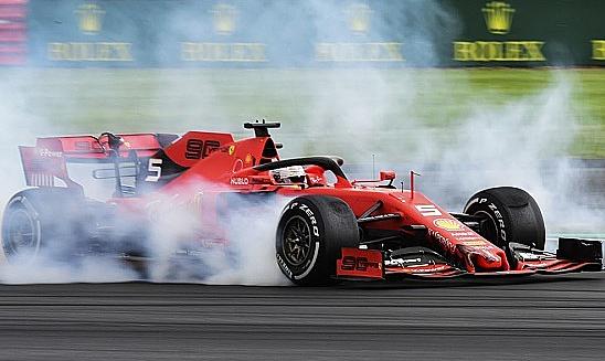Ferrari đang đau đầu trong việc thay đổi cấu tạo khí động học củachiếcSF90. Ảnh: Motorsport.