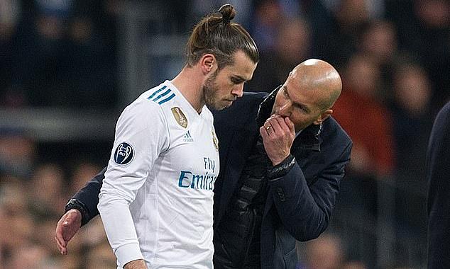 Quan hệ giữa HLV Zidane và Bale đổ vỡ. Ảnh: UEFA.