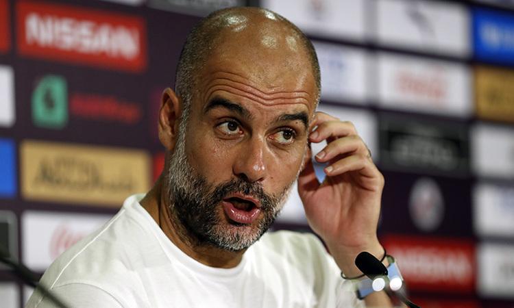 Man City chọn khu vực Viễn Đông để du đấu trong hè 2019.