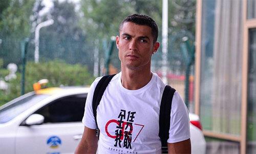 Ronaldo vô địch trong lĩnh vực thể thao trên Instagram. Ảnh: Reuters