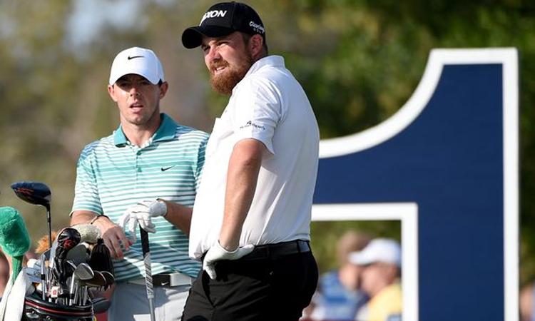 McIlroy và Lowry trở thành bạn thân sau giải Irish Open 2009 mà Lowry vô địch với tư các golfer nghiệp dư. Ảnh: Irish Mirror.