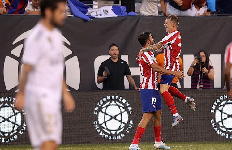 Real nhận trận thua đậm nhất dưới triều đại Zinedine Zidane. Ảnh: US Today.