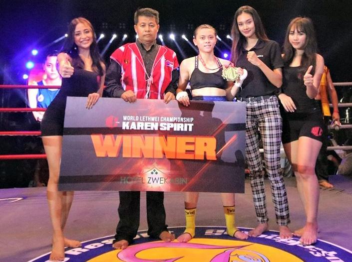 Giải đấu Lethwei World Championship được đánh giá là khốc liệt nhất thế giới.