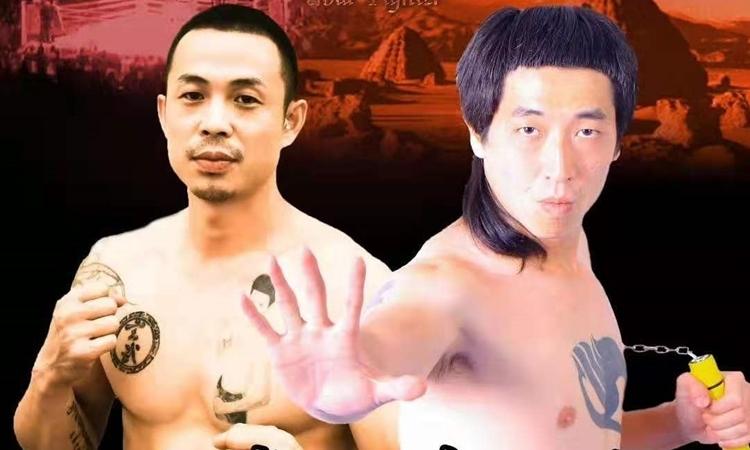 Huyền Vũ (trái) sẽ đấu Đàm Long vào ngày 3/8.