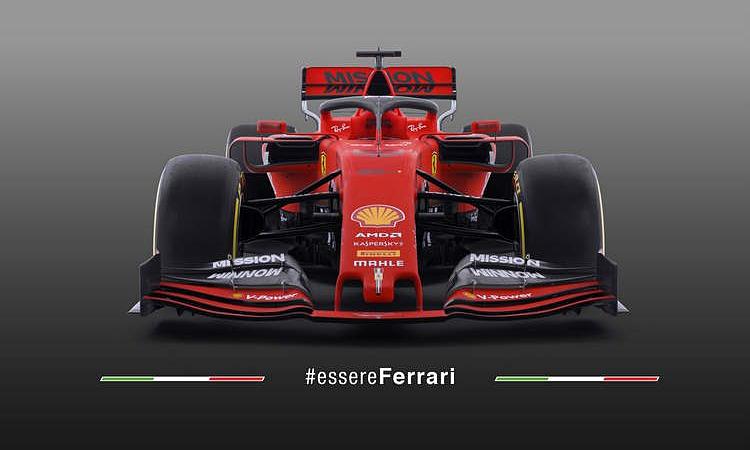 Ferrari điều chiinhr hệ thống giảm chấn phía trước của chiếc SF90. Ảnh: SF.