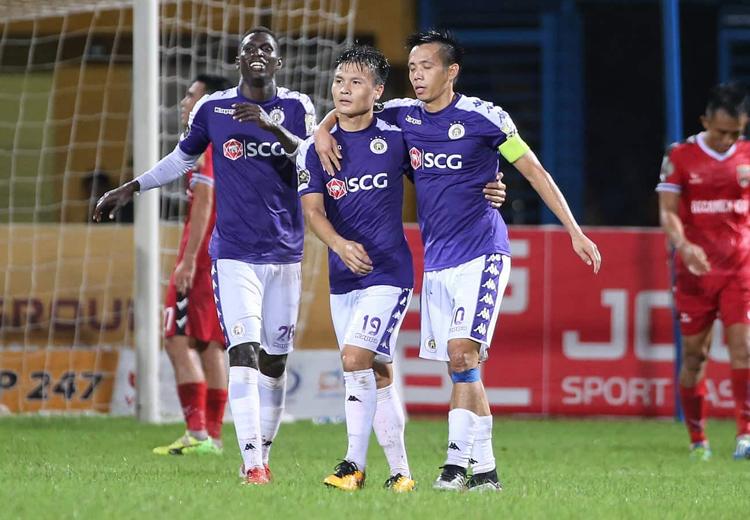 Trong vòng bốn ngày, Hà Nội hai lần đánh bại Bình Dương ở sân chơi AFC Cup và V-League.