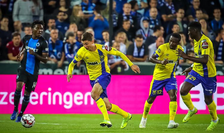 Sint-Truiden thua hai trận đầu, không ghi được bàn nào và thủng lưới 7 lần.