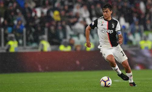 Dybala muốn lương cao để bù cho việc chuyển từ Juventus sang Man Utd, đội không được dự C1 mùa này.