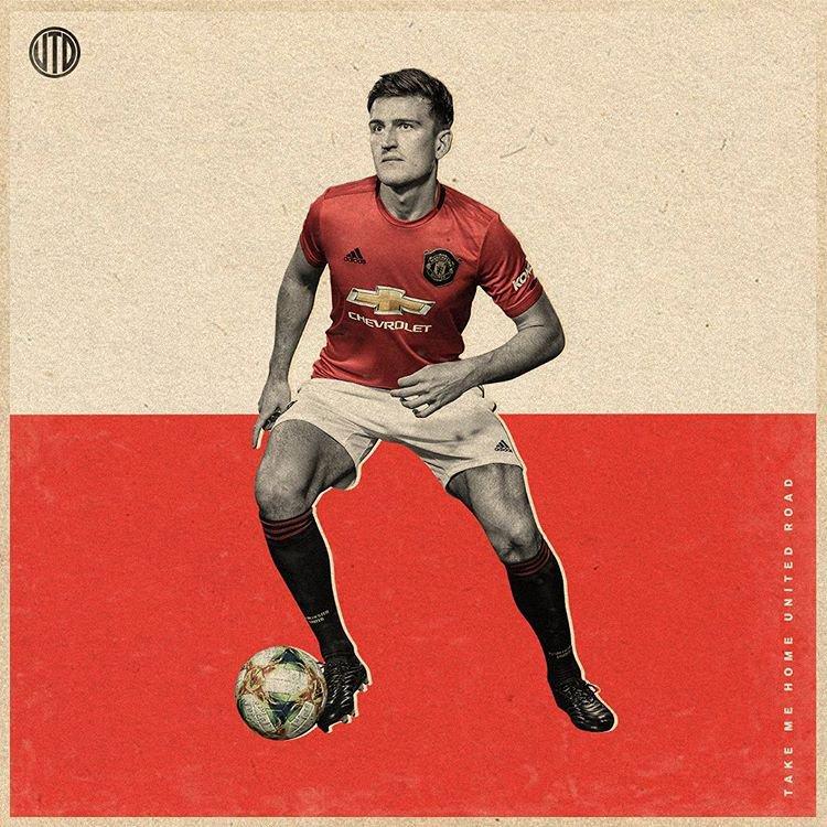Man Utd kiên định theo đuổi và chịu chi, nên đã thành công trong cuộc đua chinh phục Maguire.