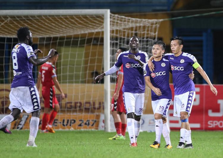 Ưu tiên số một của Hà Nội ở mùa giải năm nay là AFC Cup.