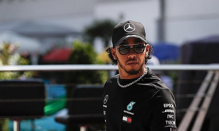 Lewis Hamilton chưa có ý định giải nghệ. Ảnh: Motorsport.