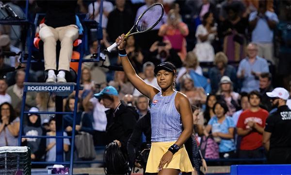Thua Serena nhưng Osaka vẫn trở lại ngôi đầu bảng xếp hạng WTA công bố đầu tuần sau. Ảnh: WTA