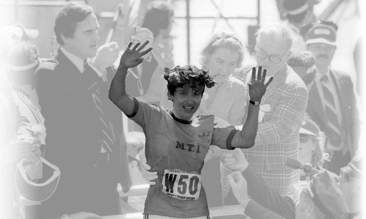 Rosie trở thành biểu tượng cho gian lận trong chạy marathon và thể thao nói chung với chiến thắng ở Boston Marathon.