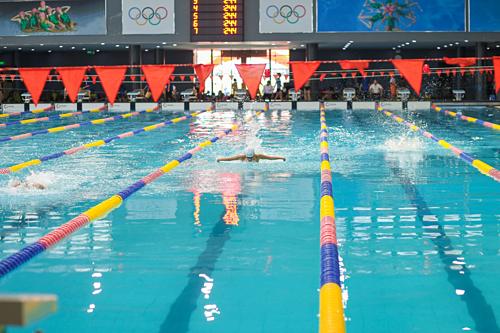 Tổ hợp thể thao Sun Sport Complex Thanh Hóa là một trong những tổ hợp hiện đại nhất Việt Nam.