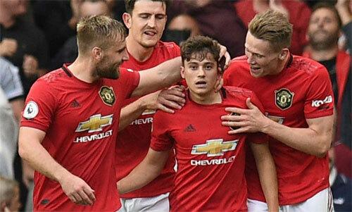Man Utd làm thay đổi mọi nhận định chỉ sau một trận đấu. Ảnh: Reuters