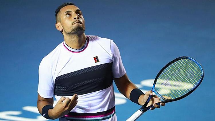 Ảnh: Kyrgios khẳng định Laver Cup là một trong những tuần đấu ưu tiên của anh trong năm nay. Ảnh: Tennis World.