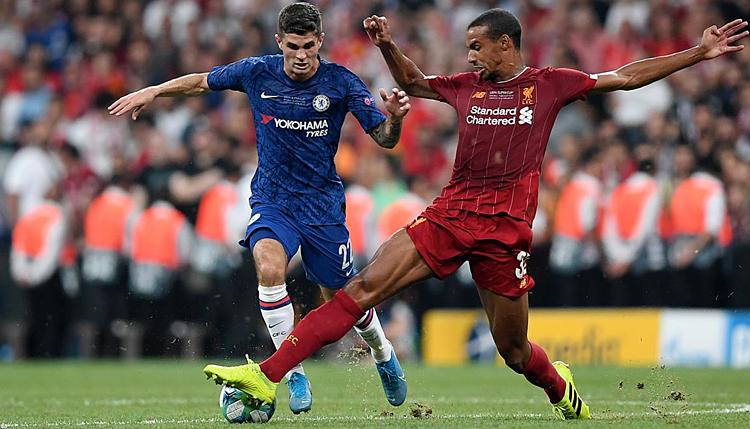 Pulisic gây ấn tượng trong lần đầu đá chính cho Chelsea. Ảnh: SI.