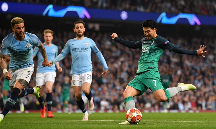 Trận đấu Man City ở vòng 2 Ngoại hạng Anh sẽ là phép thử với chính Tottenham và những đối thủ khác về khả năng lật đổ.