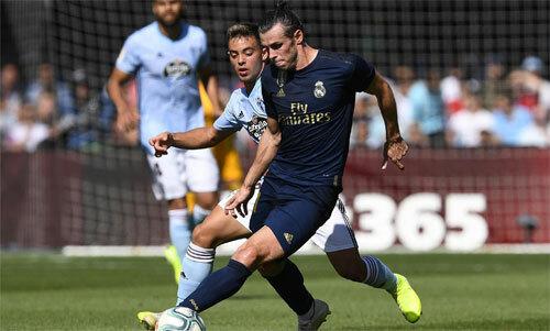 Sau tất cả, Bale vẫn ở lại Real và thi đấu hiệu quả. Ảnh: Reuters