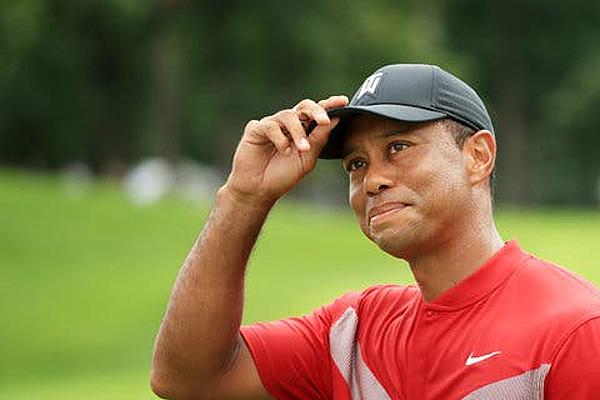 Kết quả không tốt ở BMW Championship khiến Woods chỉ đứng thứ 13 trong bảng thứ bậc các golfer Mỹ tranh vé dự Presidents Cup. Ảnh: New York Times.