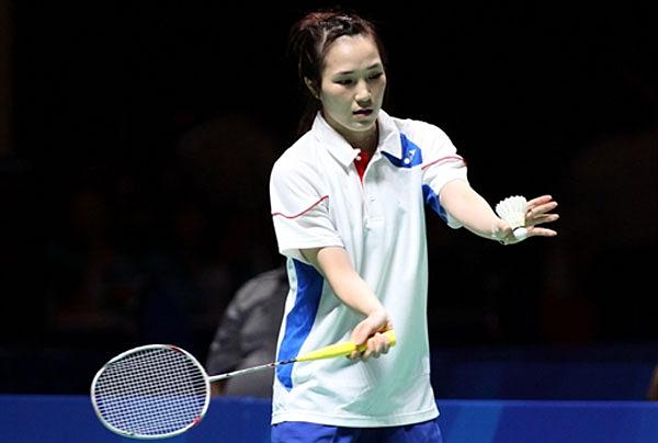 Vũ Thị Trang thắng nhanh ở vòng một giải cầu lông VĐTG.