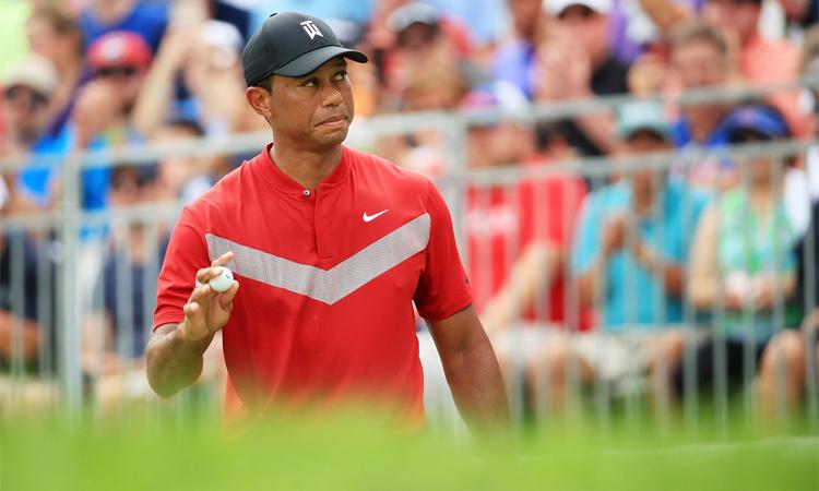 Woods xếp thứ 42 trên bảng xếp hạng tổng FedEx Cup và phải kết thúc sớm mùa giải PGA 2018-2019.