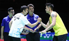 Tiến Minh thua ngược Lin Dan ở giải cầu lông thế giới