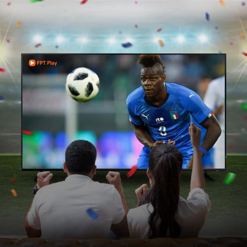 Khán giả có thể theo dõi trọn vẹn 380 trận mỗi mùa Serie A.