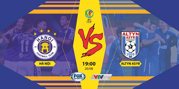 Hà Nội - Altyn Asyr: Cuộc chơi khắc nghiệt với ĐKVĐ V-League - 2