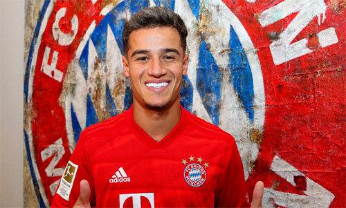 Nhiều CĐV kỳ vọng Coutinhosẽ hồi sinh tại Bayern.